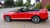 2011 Ford Mustang Shelby GT 500 Cabriolet