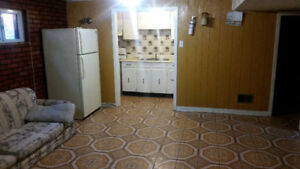 1 Room Available at Basement for Male at Malton