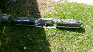 1988-1991 Ford F-150 rear bumper for sale