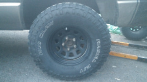 35inch Truck Tires