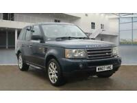 2007 Land Rover Range Rover Sport 2.7 TD V6 HSE 5dr SUV Diesel Automatic