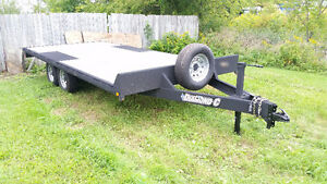 Trailer 18 pieds Deck Over Diamond C 2015
