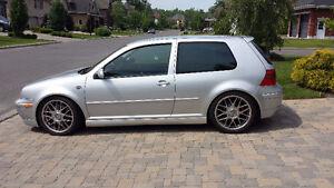 2002 Volkswagen GTI Coupé (2 portes)
