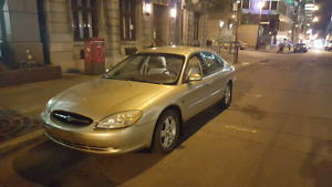 2000 Ford Taurus SEL very low milage negotiable