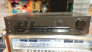 Technics Integrated Amp---GREAT VINTAGE !!!