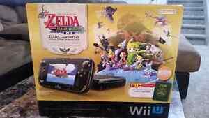 Rare Zelda Wii U console Bundle plus more for sale