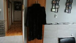 FUR MINK COAT FULL LENGTH Prince George British Columbia image 5