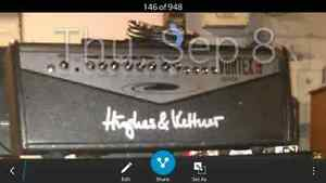 Hughes And Kettner Vortex black series 100w