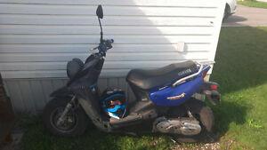 Yamaha Bws 70cc