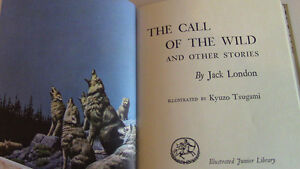 The Call of the Wild and Other Stories, Jack London, 1965 Kitchener / Waterloo Kitchener Area image 3