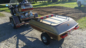 1985 Honda Anniversary Edition TRIKE and trailer NEW PICTURES