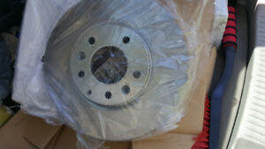 Front and rear rotors    2 ton jack