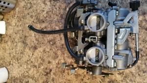 Carburateur ex 250 cc