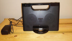 Sony RDP-M7iP Speaker Dock for iPod and iPhone