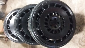 "20"" rotiform ccv rims. $1000."