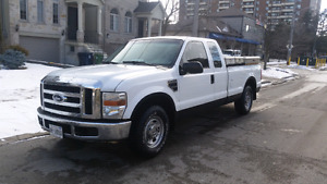 2008 Ford F250 XLT Access cab 8' box