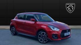 image for 2021 Suzuki Swift 1.4 Boosterjet 48V Hybrid Sport 5dr Petrol Hatchback Hatchback