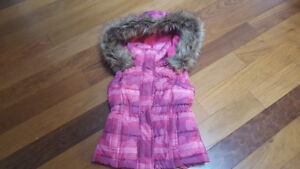 Brand New With Tags Girls Winter Vest size 4 / 5