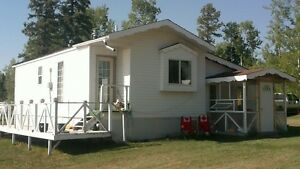 Mobile home & Addition (Garden Suite) to be moved