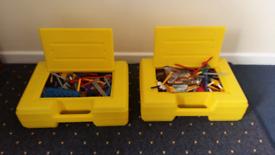 K'nex 2 boxes