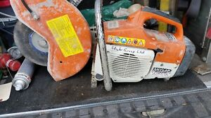 Stihl Cement Saw