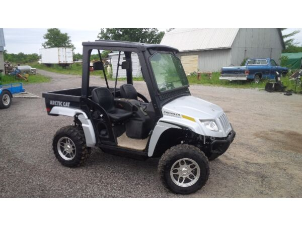Used 2008 Arctic Cat prowler 700xtx