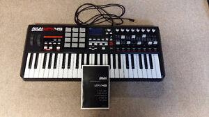 Akai Professional MPK49 MIDI Keyboard