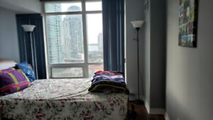 ROOM4RENT DOWNTOWN TORONTO | Front&Spadina | Furnished - OCTOBER