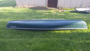 15' canoe with 2 paddles and boat anchor $750 obo.