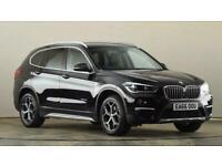 2016 BMW X1 xDrive 20i xLine 5dr Step Auto Estate petrol Automatic