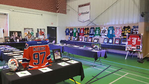 Sports Memorabilia For Your Fundraiser *No Cost to You*