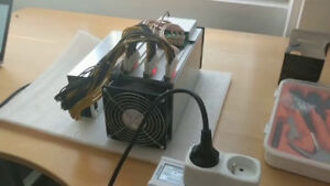 Halong Dragon mint 16 TH SHA-256 with PSU (x5) (antminer s9)