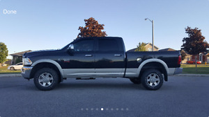 2010 Dodge Ram 3500 Western wideout included