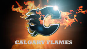CALGARY FLAMES SEASON TICKETS - BEST PRICES!!