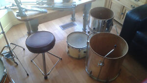 Used Drum Kit