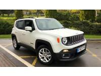2017 Jeep Renegade 1.6 Multijet Longitude 5dr DDC Automatic Diesel Hatchback