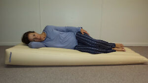 Travelwedge Full-Size Inflatable Bed Wedge for Incline Sleep Strathcona County Edmonton Area image 2