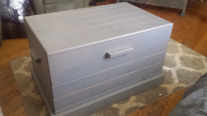 Wood Chest/Storage
