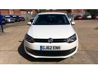 2012 Volkswagen Polo 1.2 60 Match 5dr Manual Petrol Hatchback