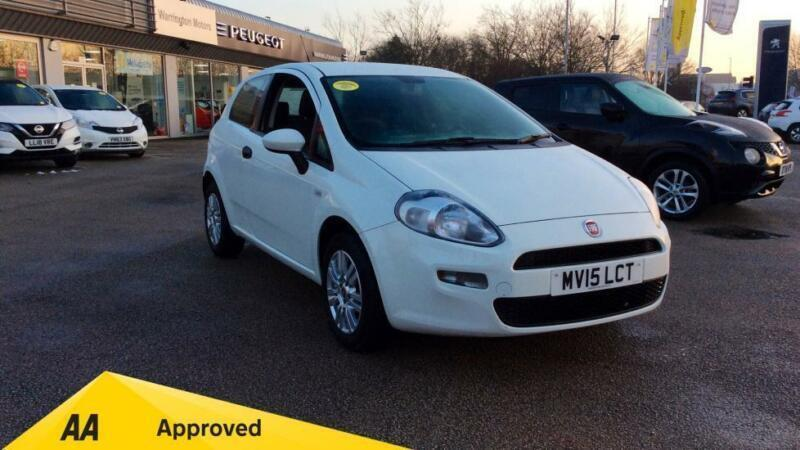 2015 Fiat Punto 1 2 Pop 3dr Manual Petrol Hatchback In Oldham