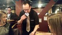 Restaurant Magician for hire