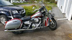 2000 Kawasaki Nomad 1500 FI $4500