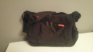 Sac à couches Skip Hop / black Diaper bag