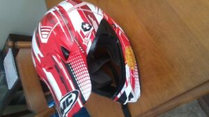 Motor Cross Helmet - XL