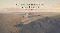 Custom Harvest Crew Seeking Operators
