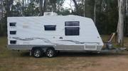 Kingdom Adventra Caravan with Triple Bunks - Perfect Family Van  Camden Camden Area Preview
