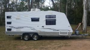 Kingdom Adventra Caravan with Triple Bunks - Perfect Family Van