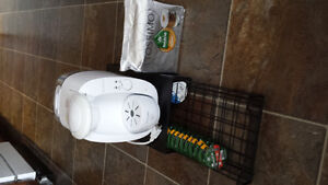 Tassimo Bosch coffee maker with accessories Cambridge Kitchener Area image 1