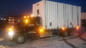 Trucking and hauling services