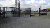 Residential and Commercial Gates, Fencing and Railings